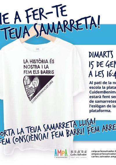 gener samarreta cuidem 2