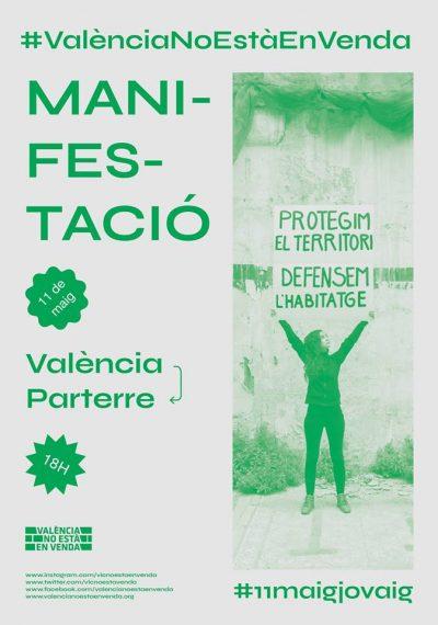 manifestacio valencianoestaenvenda